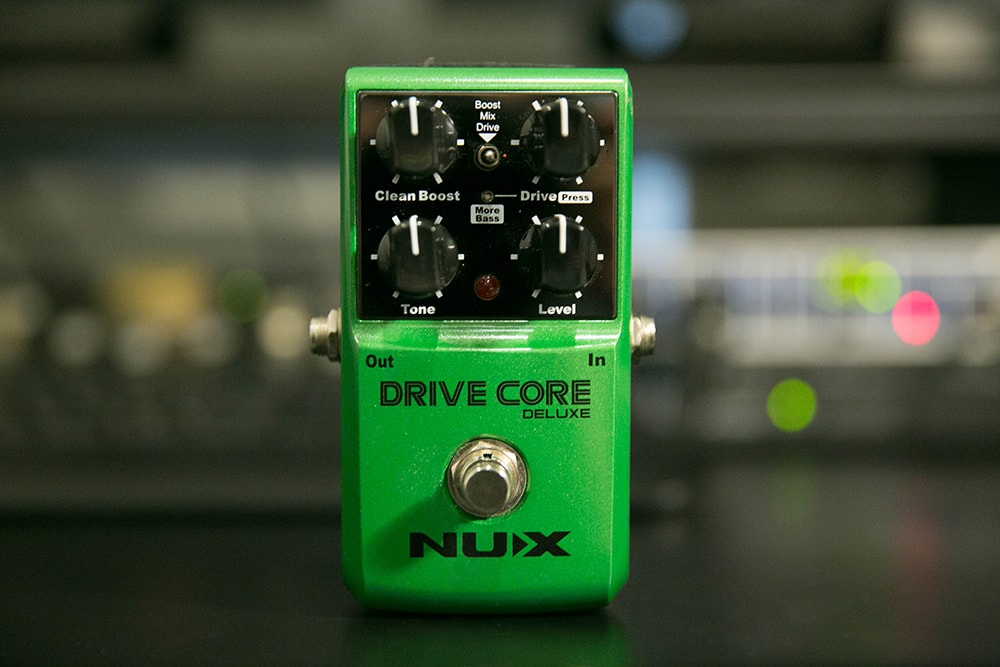 Nux Drive Core Deluxe Booster