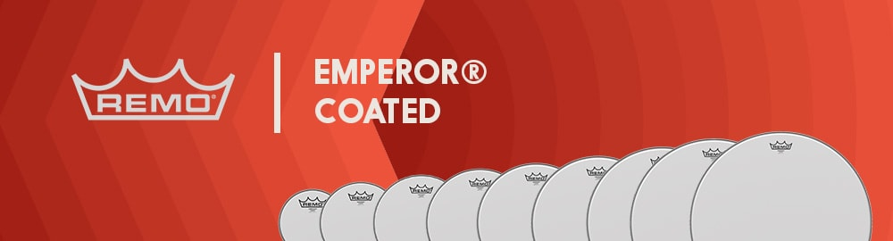 REMO EMPEROR® COATED