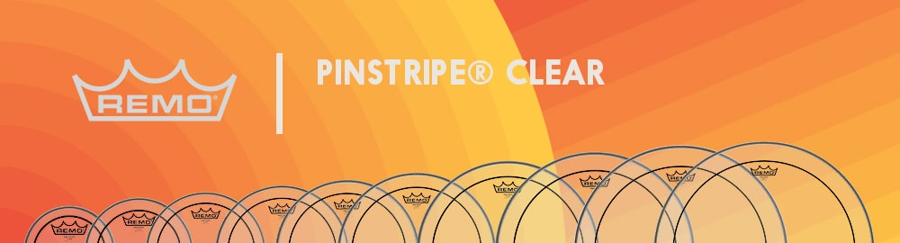 REMO PINSTRIPE® CLEAR