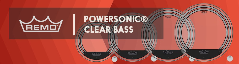 REMO POWERSONIC® CLEAR