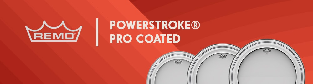 REMO POWERSTROKE® PRO COATED