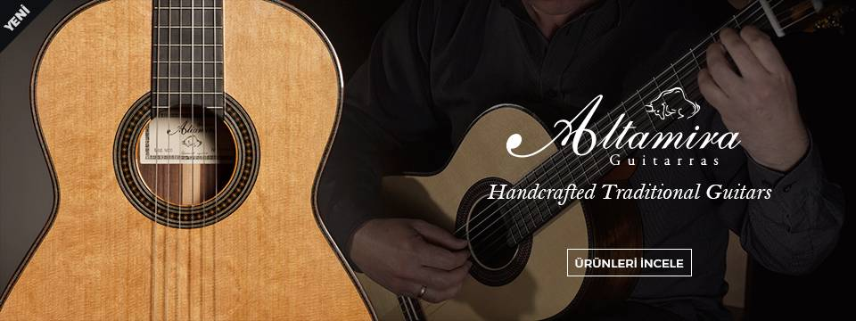 Altamira - Hand Crafted Traditional Guitars