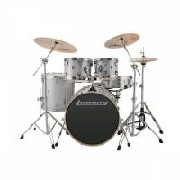 Ludwig Element Evolution LCEE20028 White Sparkle Bateri Seti