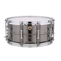 Ludwig LB417KT Black Beauty Hammered 6.5 X 14 Trampet