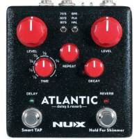 Nux NDR-5 Atlantic Delay ve Reverb Pedalı