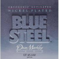 Dean Markley Blue Steel Bass NPS Light 40-100 Bas Gitar Takım Tel