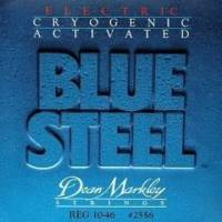 Dean Markley Blue Steel Regular 2556 (10-46) - Elektro Gitar Tel Seti