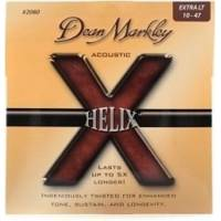 Dean Markley Helix HD 2080 (10-47) - Extra Light Akustik Gitar Tel Seti
