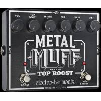 Electro-Harmonix METALMUFF Metal Muff Distortion with Top Boost