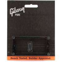 Gibson  Pickup Mounting Ring (3/8'' - Bridge) Black (PRPR-020)