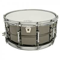 Ludwig Black Beauty LB417T - 6.5 x 14 Trampet