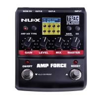 NUX AmpForce Drive ve Distortion Pedalı
